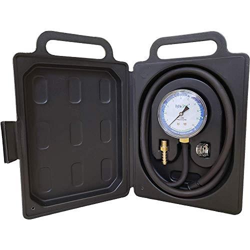 """Gas Manometer, Gauge, Natural Gas, Propane, 0-35"""" W.C, Gas Manifold Pressure Test Kit"""