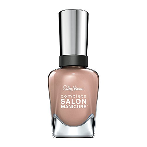 Sally Hansen Nu Protège Vao Salon Manucure Top Coat 220 Café au Lait 14,7 ml