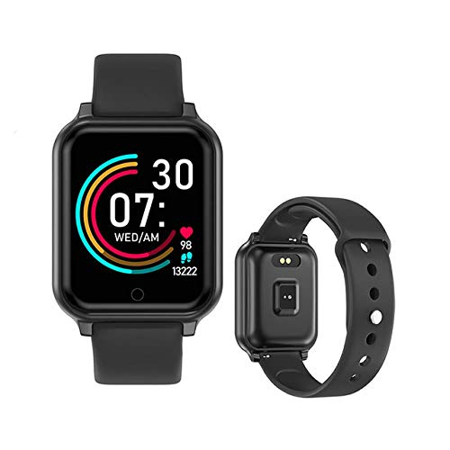 Suitable forSmart Watch pk iwo 8 w34 Sport Smartwatch Clock for Apple iPhone 6 6s 7 8 X 11 Samsung Android vs iwo 12 10 Smart Watch, Black