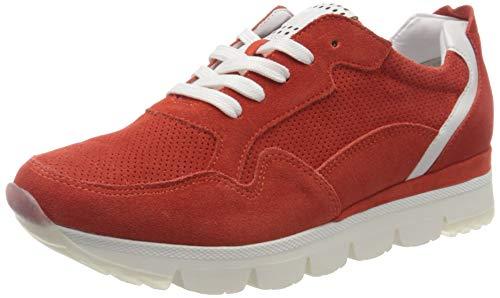Marco Tozzi Damen 2-2-23754-34 Sneaker, Orange (Burn. Orange Core 621), 40 EU