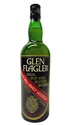 Photo of Glen Flagler (silent) – Rare All Malt Scotch 100% Pot Still – Whisky