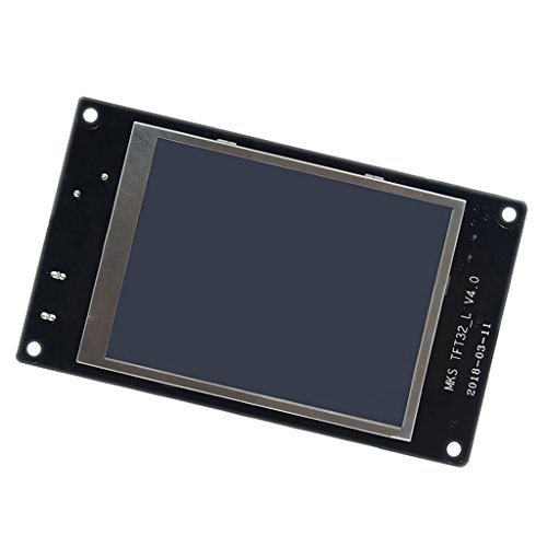 #N/A Mks Tft32 3D Printer Driver V4.0 Full Color Touchscreen Black
