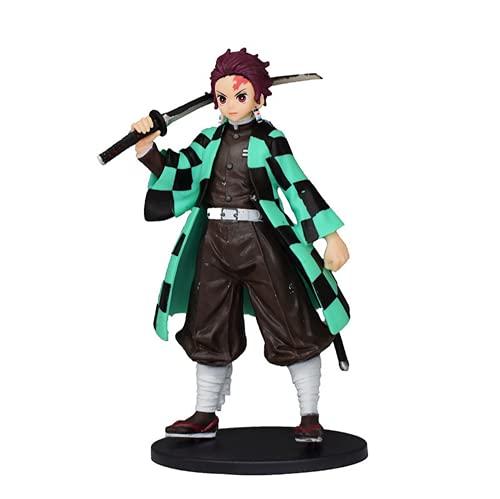 IWYKT Modelos de Personajes de Anime Alrededor de Figuras de estatuas de pie Decoración de Escritorio Modelos de Personajes de Anime Lindos