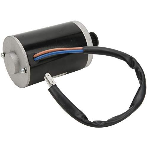 Keenso MY6812 Motor de Cepillo DC, Motor de Scooter eléctrico 150W 24V DC Brush Motor eléctrico Cadena de Rueda Ruedas de sincronización Motor eléctrico Cepillado
