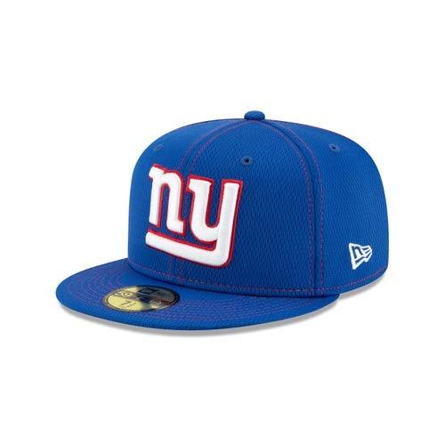 New Era 59fifty York Giants - Gorra para Hombre, Hombre, Gorra, Hombres, 12050644, Azul, 65