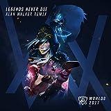 Legends Never Die - (Remix)