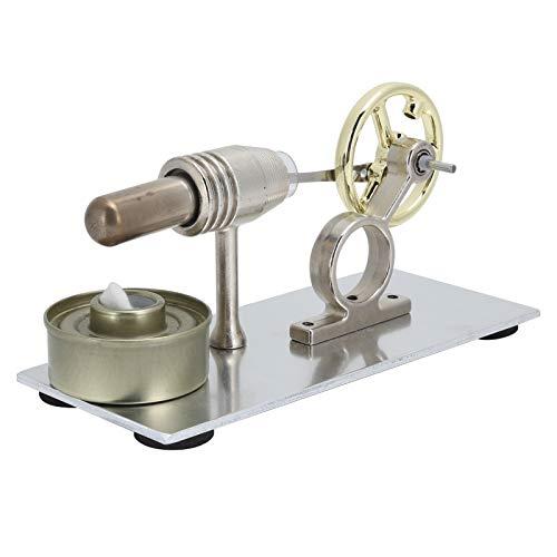 Juguete de experimento de motor Stirling, modelo de motor Stirling, motor de combustión externa, para proyectos científicos de niños Física/aprendizaje mecánico