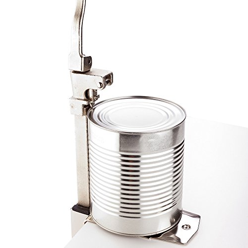 Can Opener, Commercial Can Opener - Table Mounted - Professional Grade - 11' - 1ct Box - Met Lux - Restaurantware