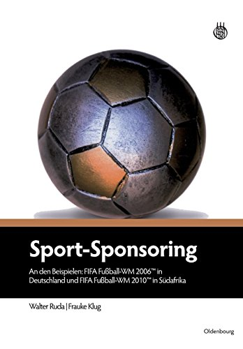 Sport-Sponsoring: An den Beispielen: FIFA Fußball-WM 2006TM in Deutschland und FIFA Fußball-WM 2010TM in Südafrika