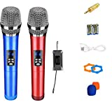MLHXHX Drahtloses Mikrofon Dynamisches Home Singing Mikrofon Outdoor Audio K...