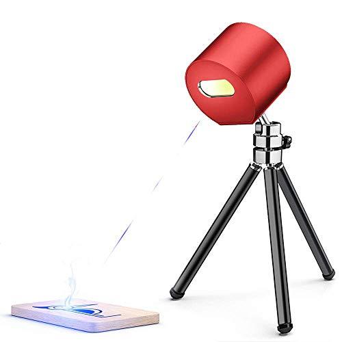 LaserPeckerレーザー彫刻機1600mW (190g) 軽量 コンパクト 小型 携帯しやすい レーザー刻印機 [3色から選べる彫刻機] 高性能高解像度 DIY道具 加工機 無線Bluetooth/iOS/Android/USB接続用 長寿命 色々な