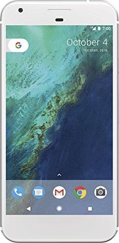 """Google Pixel XL - Smartphone de 5.5"""" (4G, memoria interna de 32 GB, RAM de 4 GB, cámara frontal de 8 MP, Android) Plata"""