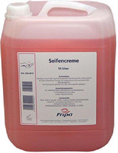 Seifencreme in 10 Liter Kanister passend für FRIPA Seifenspender