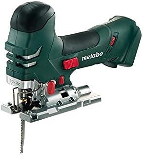 metabo 601405840 STA18LTX140 Jig Saw, 18 V, Green, 1