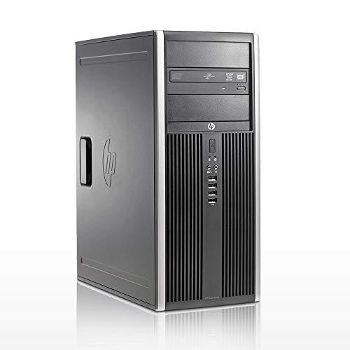 HP 8300 Office PC CMT Core i7 3770 3.40GHz 32GB RAM 480GB SSD + 4TB HDD HDMI Win 10 Pro (Renewed)