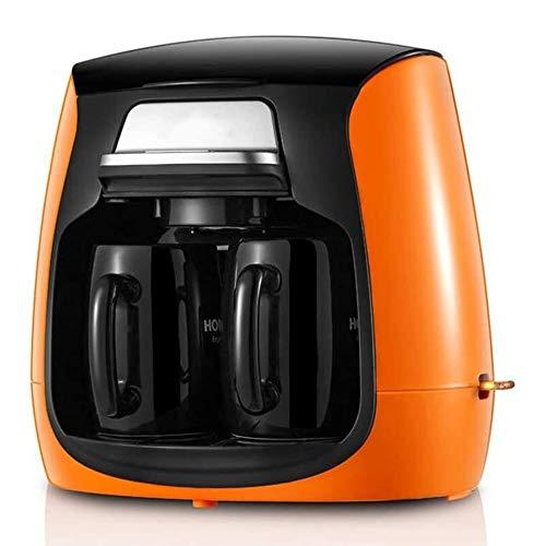 TYUIOYHZX Piccolo Automatico American Electric Macchina for caffè, Mini e caffè, Portatile Tazza di Ceramica, Pp Materiale