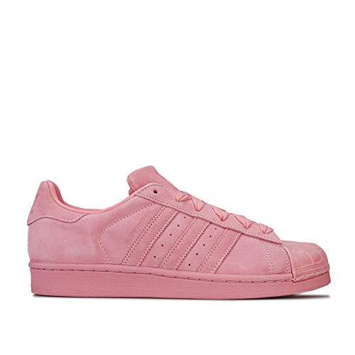 adidas Originals Womens Womens Superstar Trainers in Pink - UK 7.5