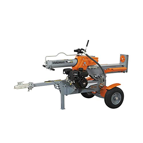 Best Deals! YARDMAX YS3567 35 Ton Half Beam Gas Log Splitter, Briggs & Stratton, CR1450, 10.5HP, 306...
