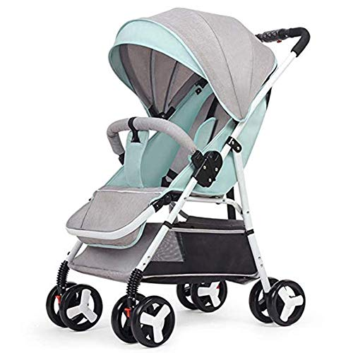 Best Price Byrhgood Strollers Can Be Folded and Folded Foldable, 0-3 Years Old, Ultra Light, Can Be ...