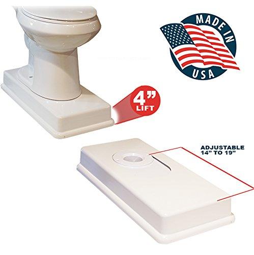 Medway Complete Easy Toilet Riser