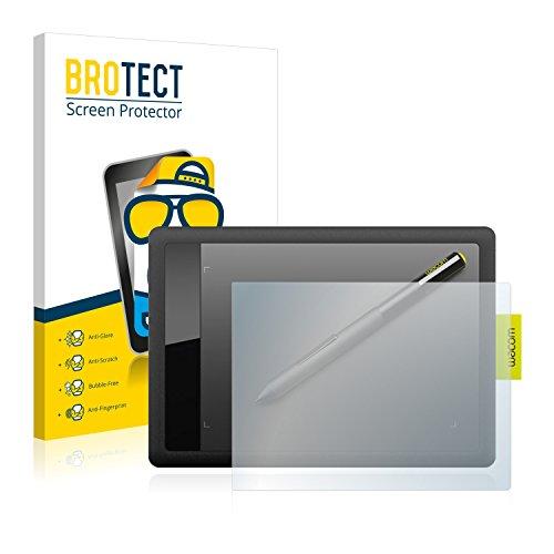 BROTECT 2X Entspiegelungs-Schutzfolie kompatibel mit Wacom One s CTL-471 Bildschirmschutz-Folie Matt, Anti-Reflex, Anti-Fingerprint