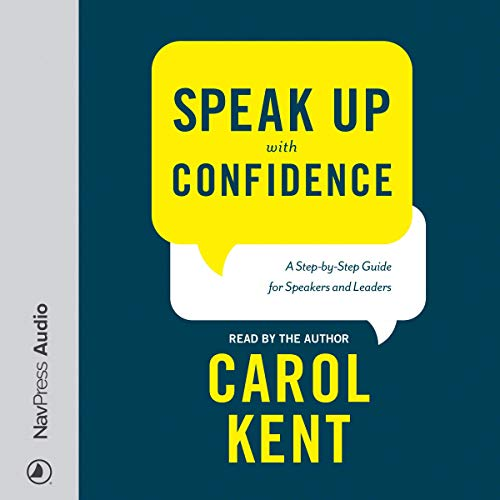 Speak Up with Confidence cover art