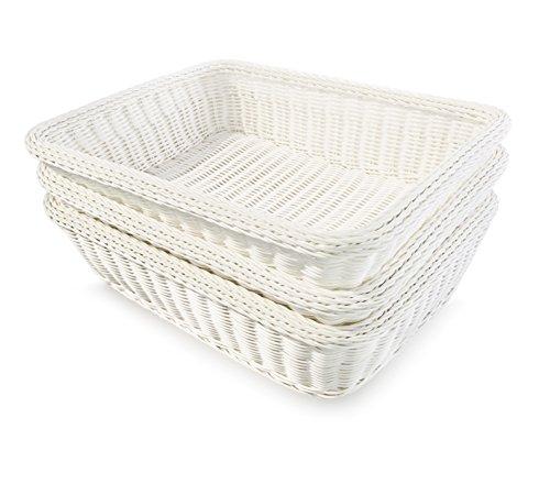 Thick Trim Basket (Thick Trim Basket - White)