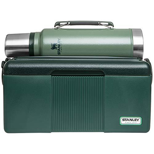 Stanley Lunchbox Heritage Cooler & Bottle Set, Kühlbox mit 1,5 l Vakuumflasche