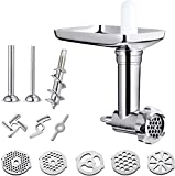 Metal Food Grinder Attachment for KitchenAid Stand...