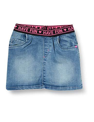Blue Seven Mädchen JogJeans Rock, 540 Jeansblau Orig, 8 Years