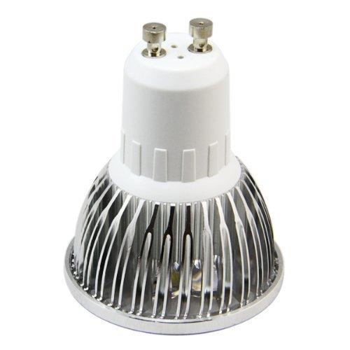 Nuevo 6piezas x 5W Ultra brillante luz GU10LED bombilla, blanco frío 7000K 50W Equivalente, ahorro de energía, ideal para sustituir bombillas halógenas de 50