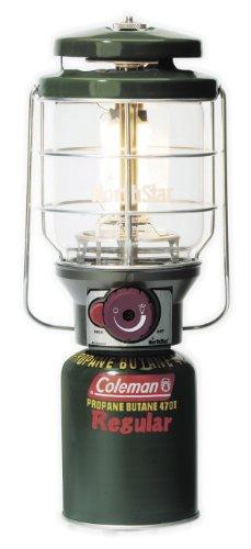 【日本正規品】 コールマン(Coleman) ランタン 2500 ノーススター LPガス別売り 約1543ルーメン グリーン 2...