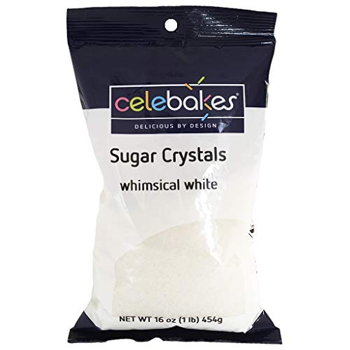 Sugar Crystals White