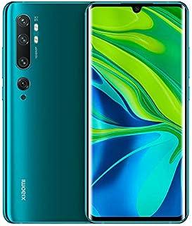 Xiaomi Mi Note 10 Pro – Smartphone con Pantalla AMOLED Curva 3D de 647 (5 Cámaras Principal 108 MP 5260 mAh Carga rápida 30W Snapdragon 730G NFC 8+256 GB) Verde Boreal [Versión española]