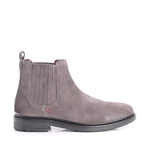 Guess Hombre Jim zapatillas altas gris Size: 45