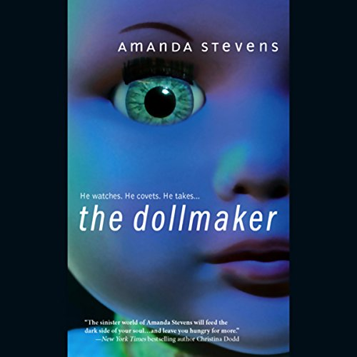 The Dollmaker audiobook cover art