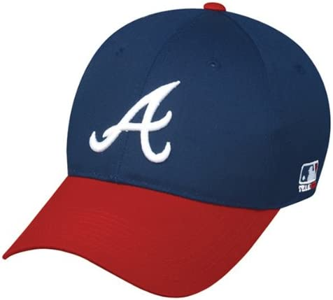 Outdoor Challenge Ranking TOP18 the lowest price of Japan Cap Atlanta Braves Home White A Logo 12 Under Youth