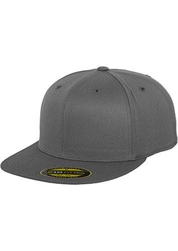 Flexfit – Premium 210 Fitted Cap (Dark Grey) - Gris -