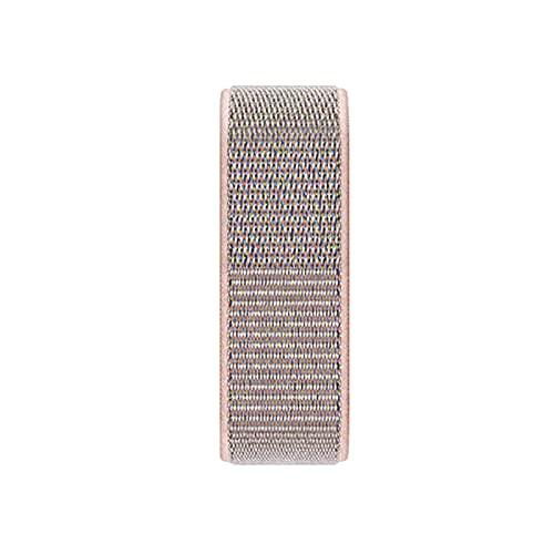 22mm 20mm strap for xiaomi mi watch color band nylon loop wristband reloj inteligente pulsera belt