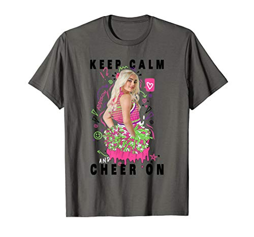 Disney Channel Zombies 2 Addison Keep Calm and Cheer On T-Shirt