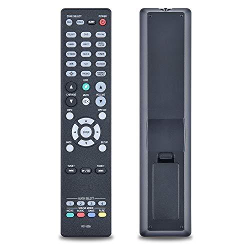 Oumeite Provide New Replaced Remote Control RC-1228 Compatible for Denon AV Receiver AVR-S650H AVR-S730H AVR-S740H AVR-S750H AVR-S930H AVR-S940H AVR-X2400H AVR-X2500H