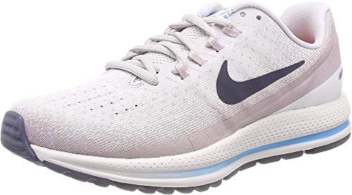 Nike Women's Air Zoom Vomero 13 Competition Running Shoes, Grey (Vast Grey/Thunder Blue-Particle Rose 006), 5 UK