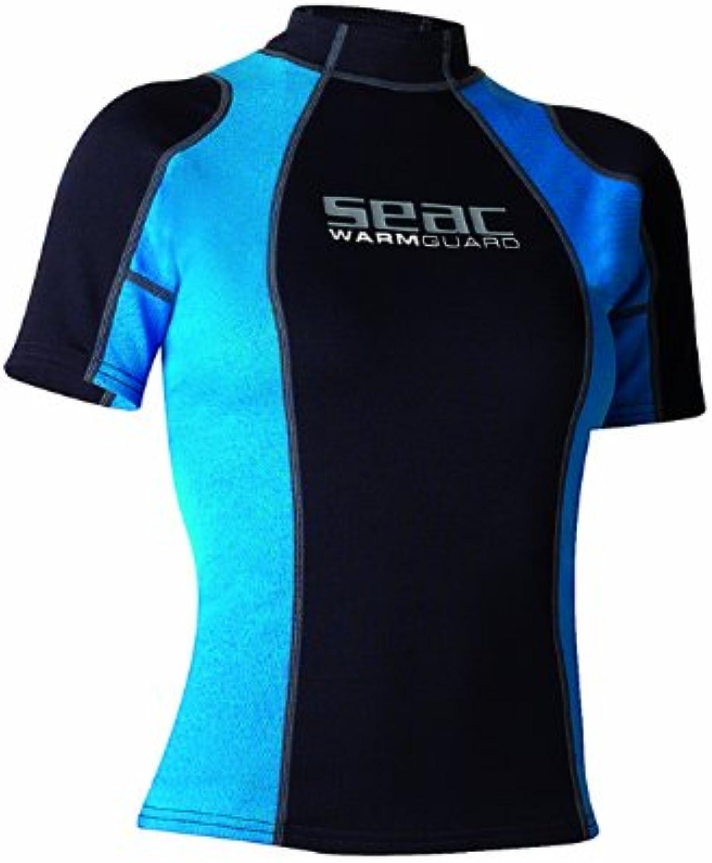 SEAC Women's Warm Guard Short Wetsuit