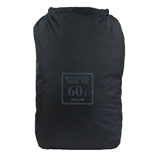 イスカ(ISUKA) ウェザーテック インナーバッグ 30L ブラック 356501