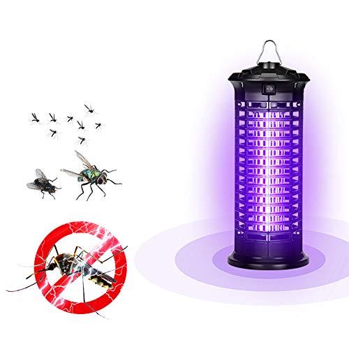 GPFDM Elektronische anti-fly Pest Control Lights muggennet lamp UV Insect Catcher Fly Trap Mosquito Killer voor huis keuken tuin gebruik binnenshuis