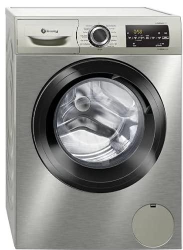 lavadora balay autodosificacion acero Marca BALAY