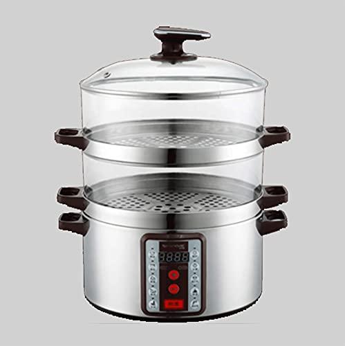 HHTD Cocina de vaporizador eléctrico Inteligente Tipo Transparente Hogar eléctrico Cocina Cocina Hogar