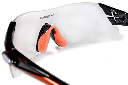 VICTOR Sportbrille / Schutzbrille / Squashbrille - 3