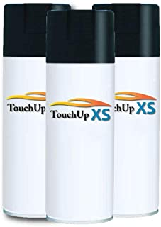 TouchupXS-Acura TL NH643M Anthracite Metallic Touch Up Paint 12oz and Primer and Clearcoat Kit