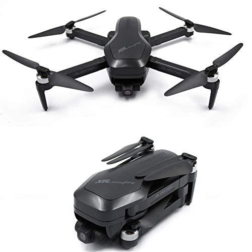 ZHCJH HUAXM WiFi GPS Drone con cámara HD Video en Vivo y GPS Regreso a casa Cámara Ajustable-Sígueme, Rango de Control Largo, retención de altitud Negro